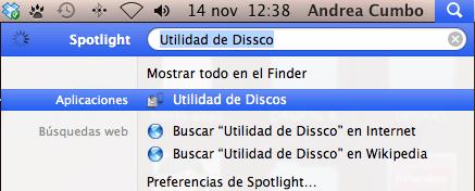 cifrar carpeta en mac: Utilidad de Discos